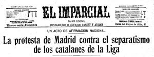 El Imparcial 1918